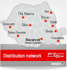 Pro tECH dISTRIBUTION NETWORK - Truck parts